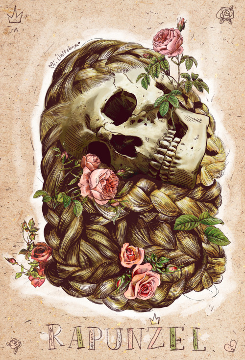 Skulls Flowers And Tumblr