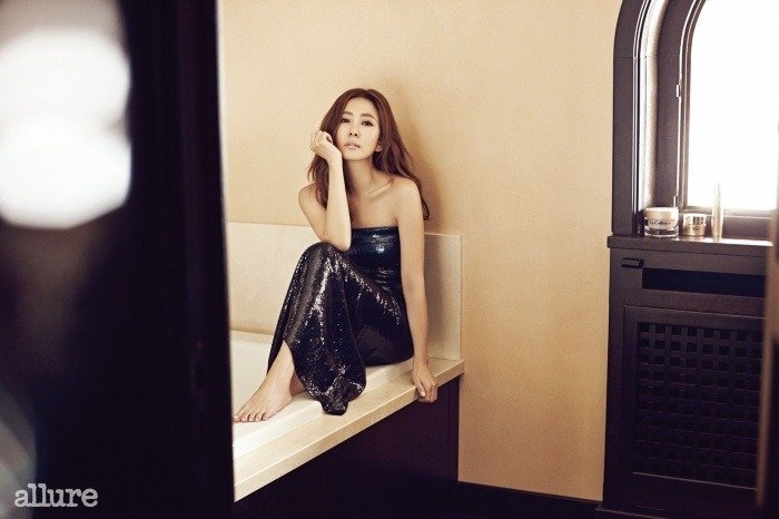 Kim Nam Joo - Allure Magazine March Issue '15