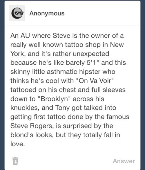 Steve O Has His Back Tattoo