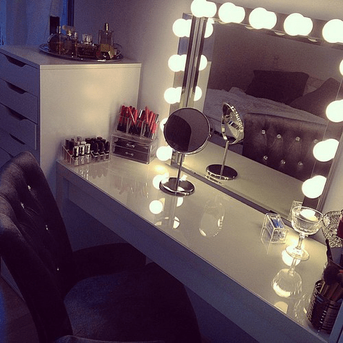 Dressing Table Tumblr