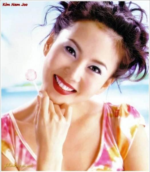 김남주, Kim Nam Joo,Kim Nam Ju,1971,You Who Rolled In Unexpectedly,Queen of Reversals,Queen of Housewives,Her House,Crystal,The Boss,Steal My Heart,Model,Güney Kore,Kim Nam Joo