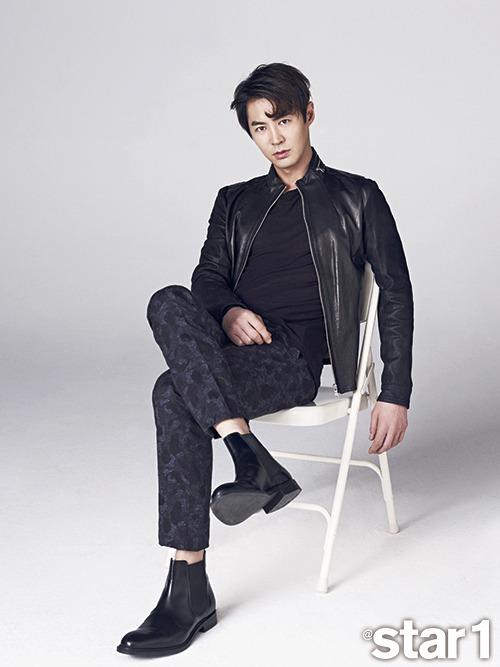 Shinhwa - @Star1 Magazine February Issue '15