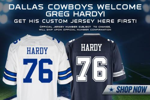 greg hardy jersey