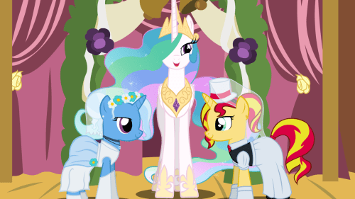 Twilight Sparkle Does Get Married