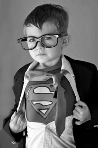occhietti: Dentro ognuno di noi c'è un super eroe. In fondo ci conosciamo, sappiamo di cosa siamo capaci…- Laila Andreoni