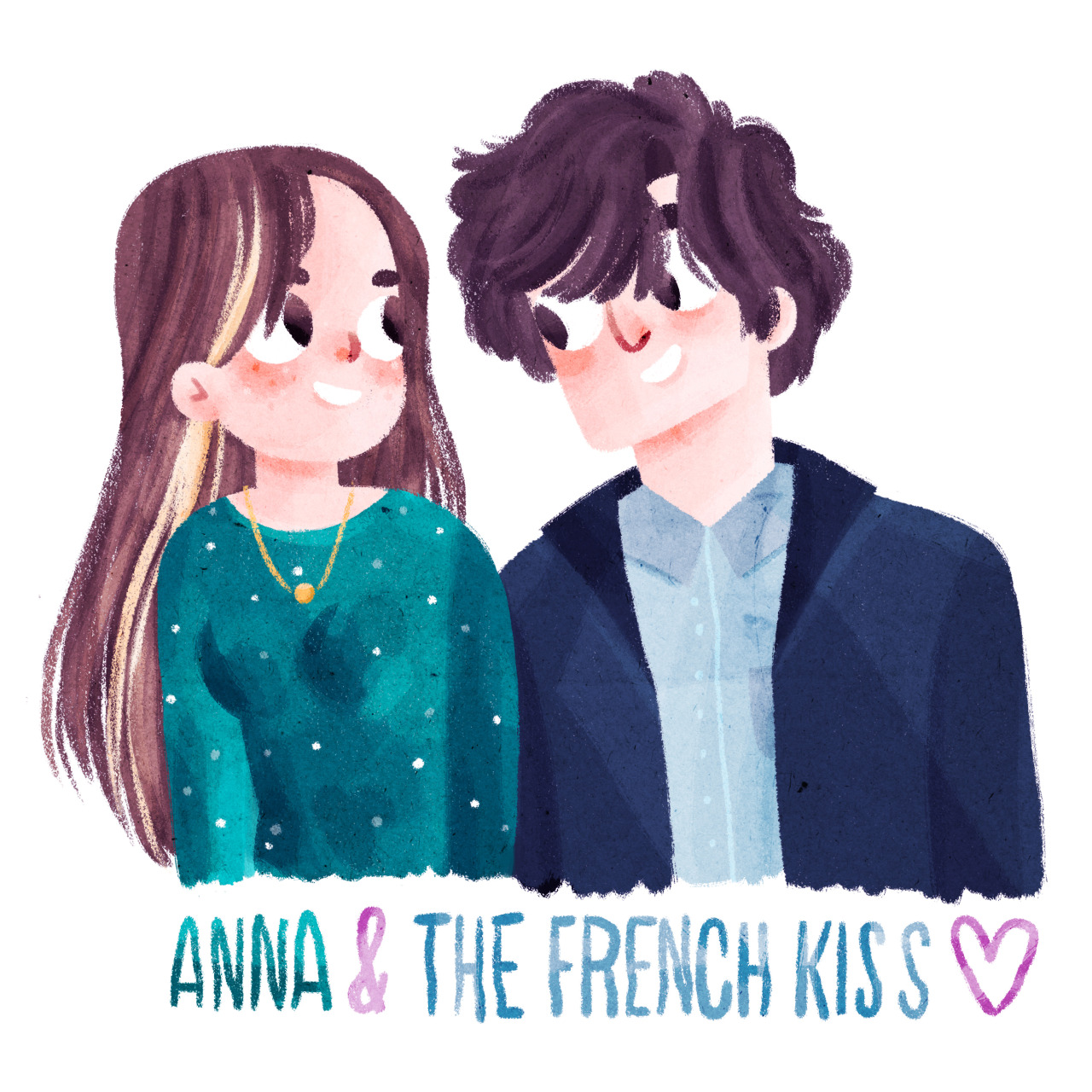 ♡ ♡ ♡ anna and étienne ♡ ♡ ♡