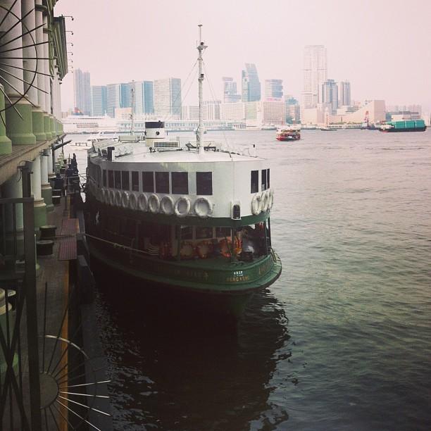 Star Ferry #hk