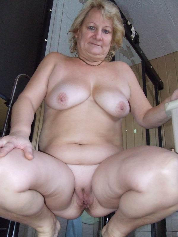 older women spreading tumblr