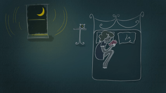 TED Talks: sleeping and sleepdeprivation