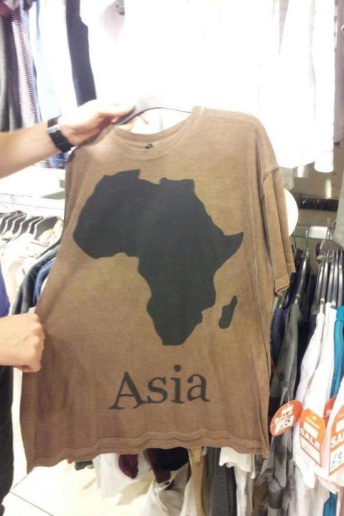 Nice try Africa, nice try.
