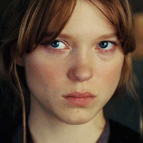 Léa Seydoux,Léa Hélène Seydoux-Fornier de Clausonne, 1985,It's Only the End of the World,Blue Is the Warmest Colour,Emma,Suzanne ,Spectre,Dr. Madeleine Swann ,The Lobster ,Loner Leader, Sister ,Louise,Farewell, My Queen,Agathe-Sidonie Laborde,Midnight in Paris,Inglourious Basterds ,Charlotte LaPadite,Gabrielle,Léa Seydoux