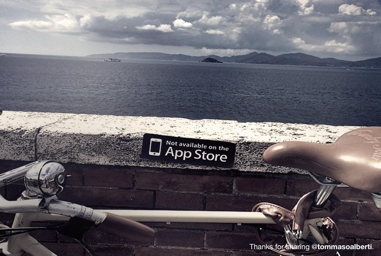 Caio, Linn, Rafa - Not on AppStore 08