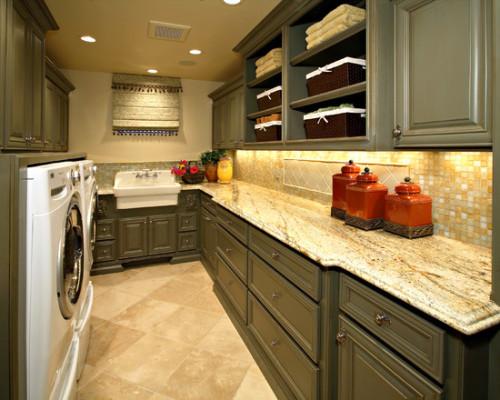 laundry room by linda seeger interior design international
