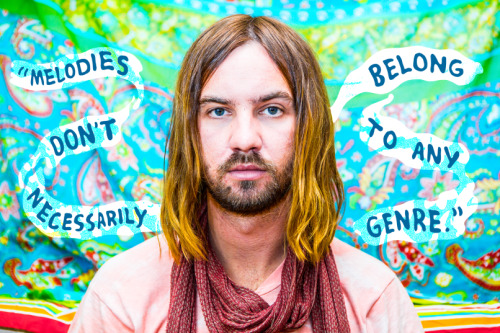 coslive:Our newest cover story delves into the mind of Kevin Parker and what went into making Tame Impala's Currents. Photo: Robert Altman / Art: Steven Fiche