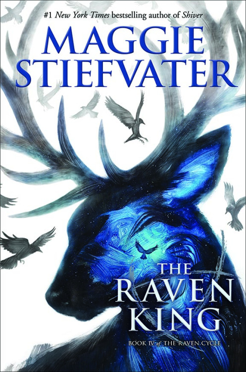 maggie-stiefvater:  TA-DA Here's the cover for the last book in the Raven Cycle.Folks have been asking me what the actual release date is for quite awhile and I've been holding off until I got a definitive answer from Scholastic: it's 4/26/16. If you want to pre-order a signed book with an illustrated Something Extra (more about that later), Fountain Bookstore is the place to go: http://www.fountainbookstore.com/autograph-maggie.