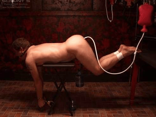 Catheter punishment
