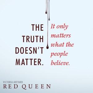 Rdeča kraljica citat
