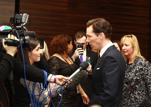 'The Imitation Game' - Private Reception