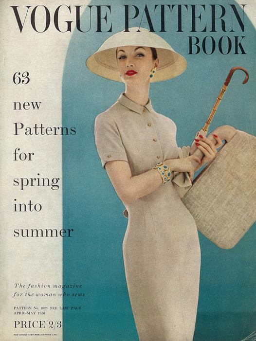 1950s Vogue Pattern Book