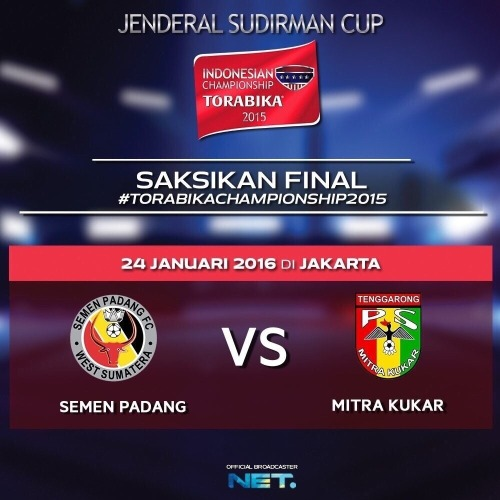 Final Piala Jenderal Sudirman