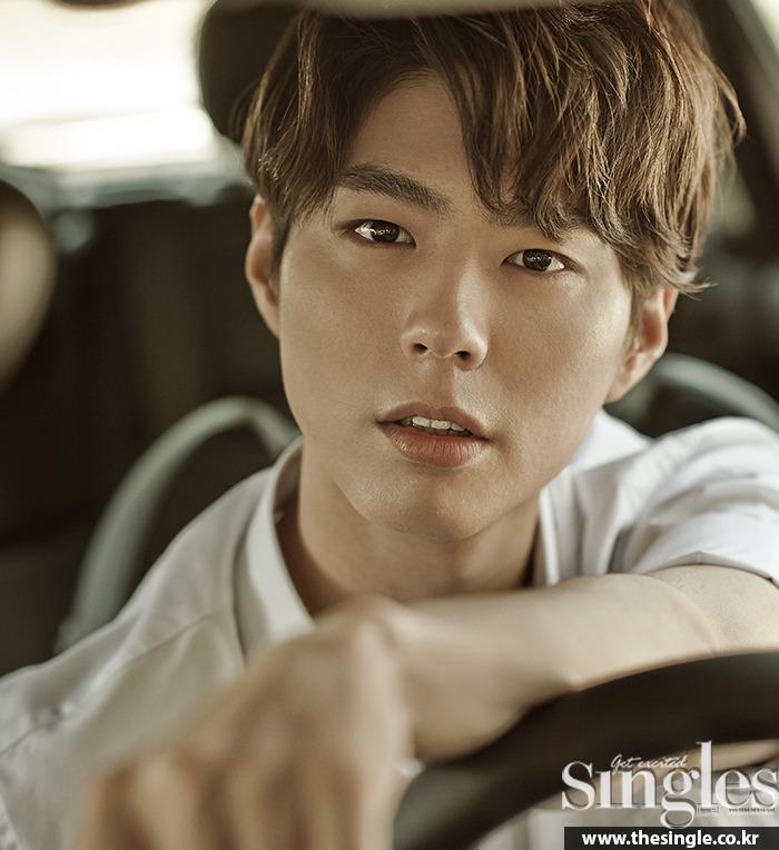 Park Bo Gum - SIngles Magazine August Issue '15