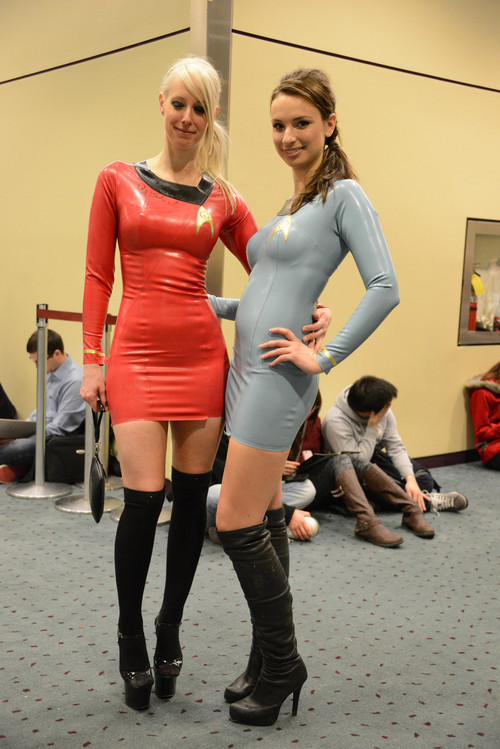 Star Trek version LAtex