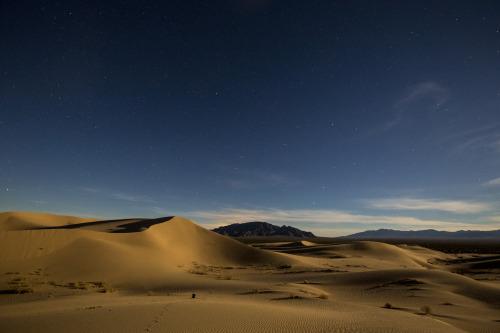 Cadiz Dunes Wilderness, California, by Bob Wick