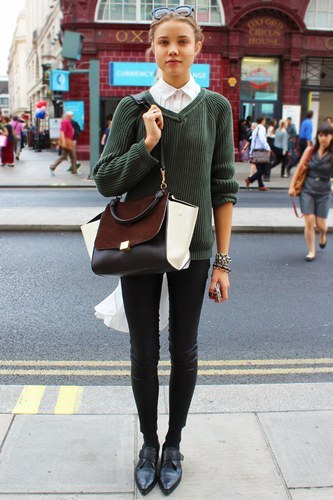 street style, london, menswear style, inspiration, fashion, knit,