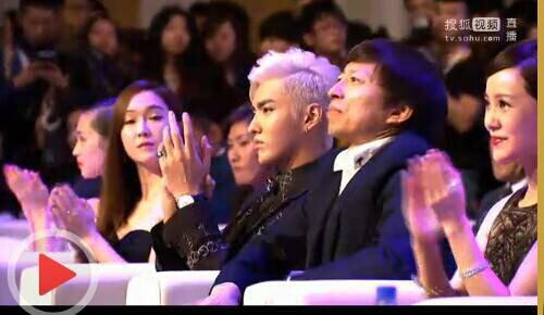 """Jessica & Kris Sitting Next To Each Other at Sohu Fashion Awards"" Pictures Going Viral. ""They Spoke, Smiled, and Laughed together."" ""SM TOWN The Revenge."" [[MORE]] We're still waiting on reports of Luhan attending, or Luhan fancams, if he attended. [UPDATE] Luhan did not attend :( OOOOOOOOOHHHHH  Jessica and Kris sitting next to each other, so maybe we can get some nice fancams of a conversation perhaps. Kiko is seated next to Jessica. With her fine self.  [UPDATE] Fans are reporting that Kris & Jessica have been talking to each other, ""having conversations"".   Jessica and Kiko are talking and Laughing. Netizens:""SM TOWN the revenge, coming soon""  ""Jessica, Victoria, Luhan and Kris are nominated for ""Asian Fashion Icon"" at 2014 Sohu Fashion Awards  cr:SMTownEngSub"""