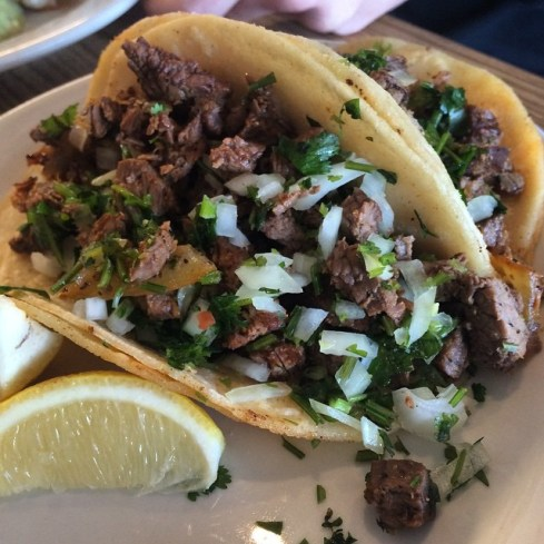 Tacos at Jose's in Spring Lake, NJ. Very authentic carne asada. (at Jose's Mexican Restaurant)