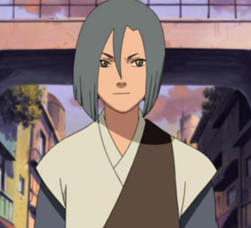 Gambar Sora dalam Anime Naruto