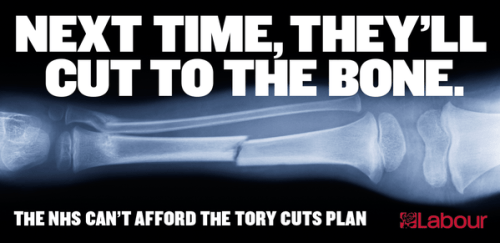 The Tories broke their promises on the NHS in this Parliament. They'll do it again.