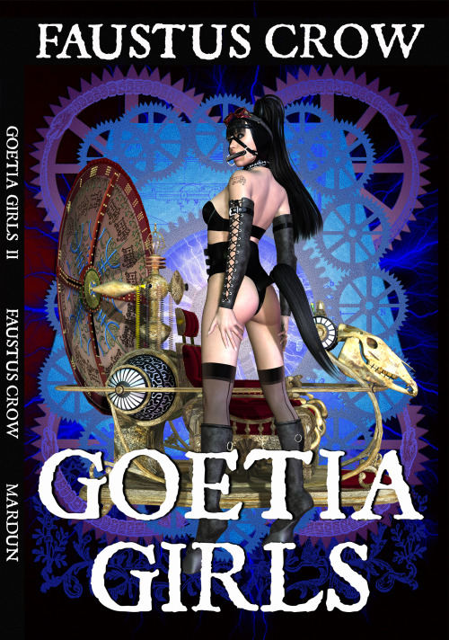 GOETIA GIRLS: Succubus Art Book 2 Fully Illustrated, Black & White version.Can be obtained via Createspace: Please Click Here.Book PREVIEW of Goetia Girls: Succubus Art Book 2: Please Click Here.