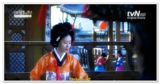 Queen Inhyun's Man,Ji Hyun Woo ,Park Boong Do,Yoo In Na ,Choi Hee Jin, 45 Dak., Kim Jin-woo, Dong-min,Jin Ye-sol ,2012, Kore Dizileri,Yoon-wol ,Inhyeon Wanghu-ui Namja ,Queen Inhyun's Man, Queen and I, 16 Bölüm, Queen Inhyun's Man