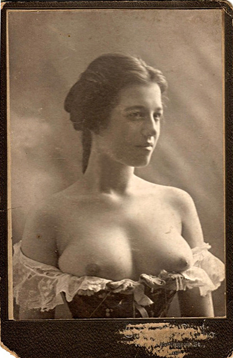 "toghh:  Unknown woman…….stunning portrait.  ""Would you like my carte de visite, sir?""  Whoa!"