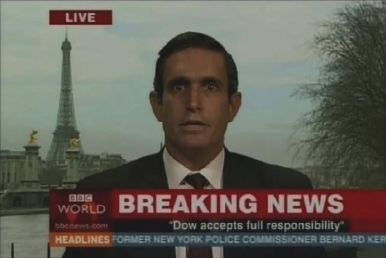 Artour Glitch, BBC DOW Announcement