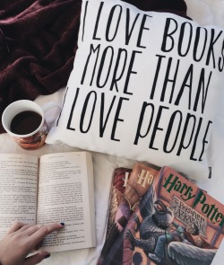 Image result for i love books more than people