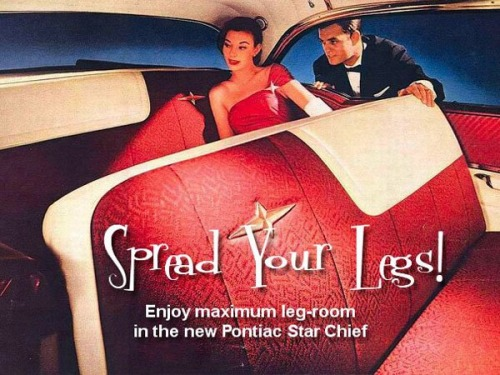 honey-rider:1957 Pontiac Star Chief  You don't have to tell me!