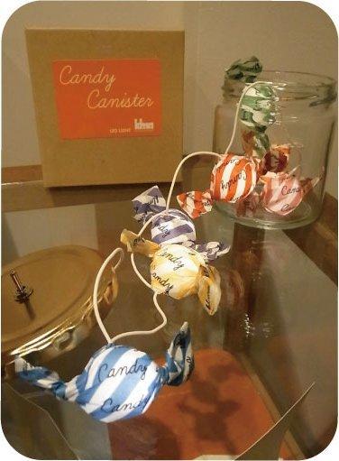キャンディーキャニスター