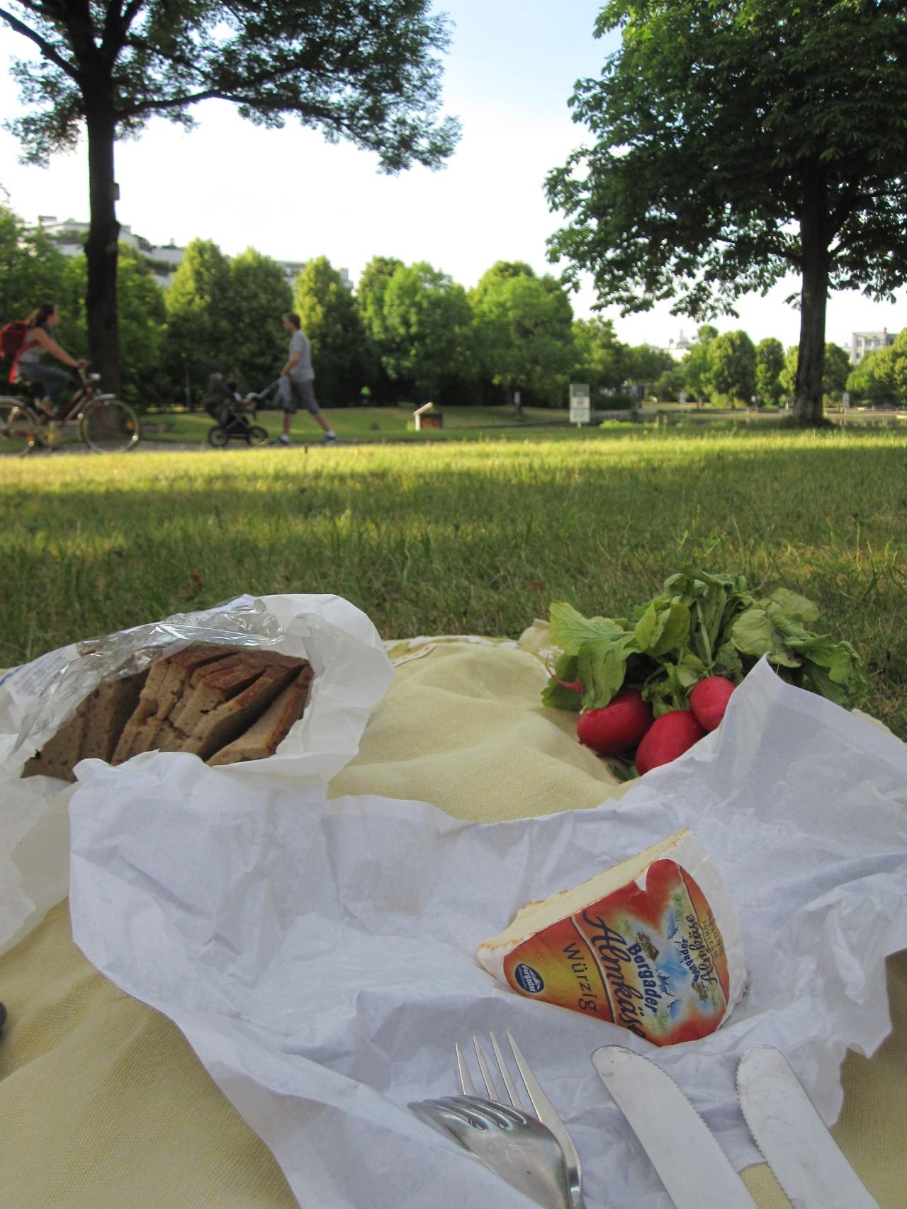 mangia minga // 'Westparkpicknick'