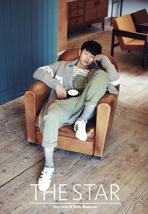 2AM Seulong - The Star Magazine March Issue '15