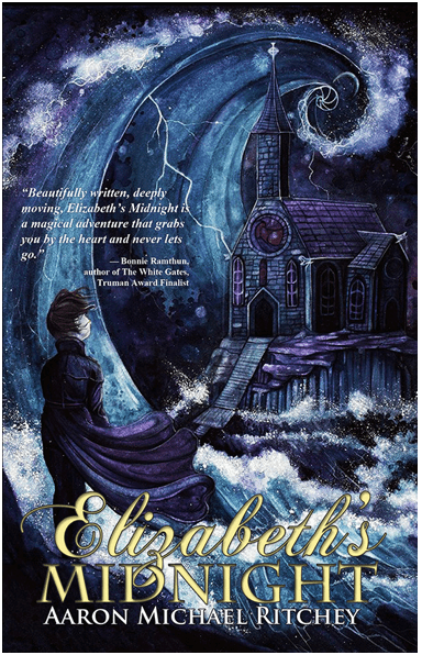 </p><br /><br /> <p>Elizabeth's Midnight by Aaron Michael Ritchey</p><br /><br /> <p>Reviewed by Miranda Boyer</p><br /><br /> <p>I was lucky enough to have the opportunity to read<br /><br /><br /> Elizabeth's Midnight before it hits the streets on the 7th of May.<br /><br /><br /> Every spare opportunity I've had this past week has been spent with my noise to<br /><br /><br /> the page reading this well written beauty. Wondering if Elizabeth Meyers will<br /><br /><br /> find all the answers she's been looking for. </p><br /><br /> <p>Elizabeth's Midnight<br /><br /><br /> is an enchanting coming of age story where adventure and magic collide griping<br /><br /><br /> at your heart until the very last page. For Beth Meyers the world has not been<br /><br /><br /> so kind. She has horrible mother and two petty sisters. Her only solace is<br /><br /><br /> reading to her catatonic grandmother when she is not drawing the characters<br /><br /><br /> faces inside of her novels. Until one day, when everything changes. Elizabeth's<br /><br /><br /> Grandma May wakes up with a story of Princes from magical lands, World War II<br /><br /><br /> Nazis and the desperate need to get to France before Midnight on Halloween. For<br /><br /><br /> the first time in her life, Elizabeth will face her fears, defy her mother and<br /><br /><br /> sneak away to France with her grandmother, fall in love, and discover weather<br /><br /><br /> or not her grandmother was telling the truth. </p><br /><br /> <p>From the very beginning it is easy to relate to Beth's<br /><br /><br /> insecurity's about life. At some point or another, Beth embodies everything we<br /><br /><br /> hate about ourselves. Fear and loathing at it's finest.  By the end of the book, I was charmed by<br /><br /><br /> Elizabeth's passion for adventure and her willingness to stick everything out<br /><br /><br /> to the very end. She found her voice and embraced her inner dragon and let it<br /><br /><br /> roar. </p><br /><br /> <p>Aaron Michael Ritchey is the author of two other books, Live Long the Suicide King, and The Never Prayer. I just picked up a<br /><br /><br /> copy of the later myself and am anxious to read it. I can't recommend Elizabeth's Midnight enough. It is a<br /><br /><br /> charming story about a girl who learns to accept who she is and embrace life to<br /><br /><br /> the fullest. If you are fan of magic, fairytales, or adventure then I recommend<br /><br /><br /> picking up a copy of Elizabeth's Midnight this May!