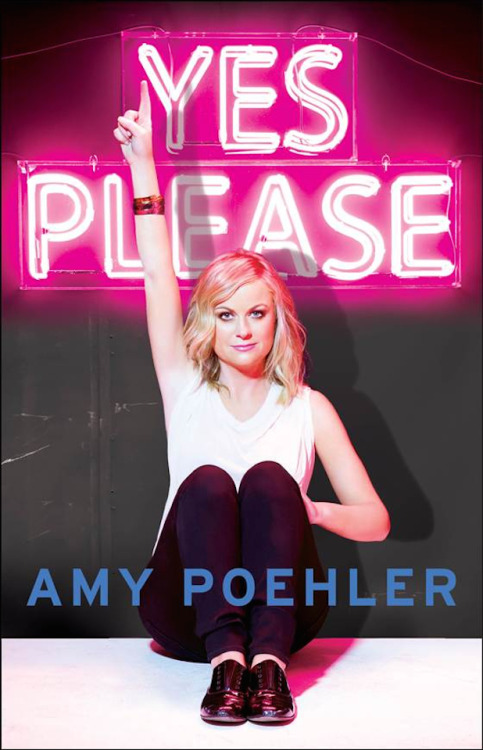 Yes Please by Amy PoehlerReviewed by Miranda BoyerIf  you can't tell by now, I have a fascination with people. I love to  watch people, I enjoy knowing about their lives, the reasons why they do  things. It's the reason I wanted to go to law school and some days  still do. The way that I satisfy my lawyer-esk cravings is by reading  autobiographies and biographies. Weird right? Like getting to peak into  someone's life without having to go to law school, sort of. So the latest autobiography was Amy Poehler's Yes Please. I  went about it the good ol' audio format, I figured listening to Amy  read her book had to be funnier then reading it myself. I was pleasantly  surprised to find that one chapter was read from a comedy club, she had  several guests and it was a surprising delight. There was a large chapter or two dedicated to Poehler's television show Parks and Recreation.  While I've never watched this show, I was still able to enjoy those  very humorous chapters. Amy takes us through her very middle class  suburbia life through her education and hard work, to the heart of her  story. We get to peek inside of her life and we get to take a glimpse of  who she is.