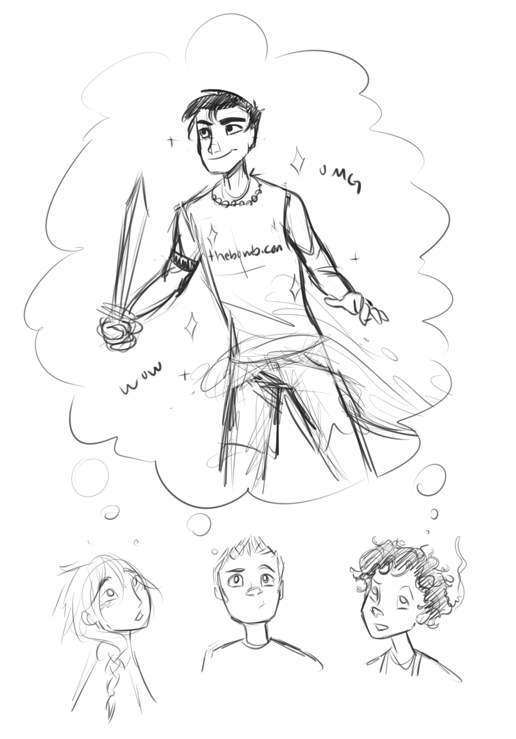 Percy Jackson Photos Chapter 136