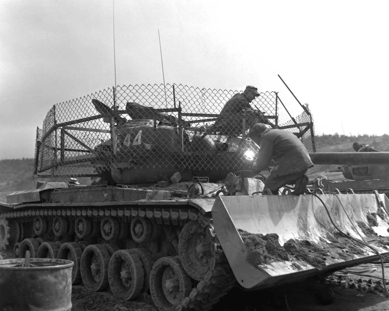 M46 Add On Cage Armour
