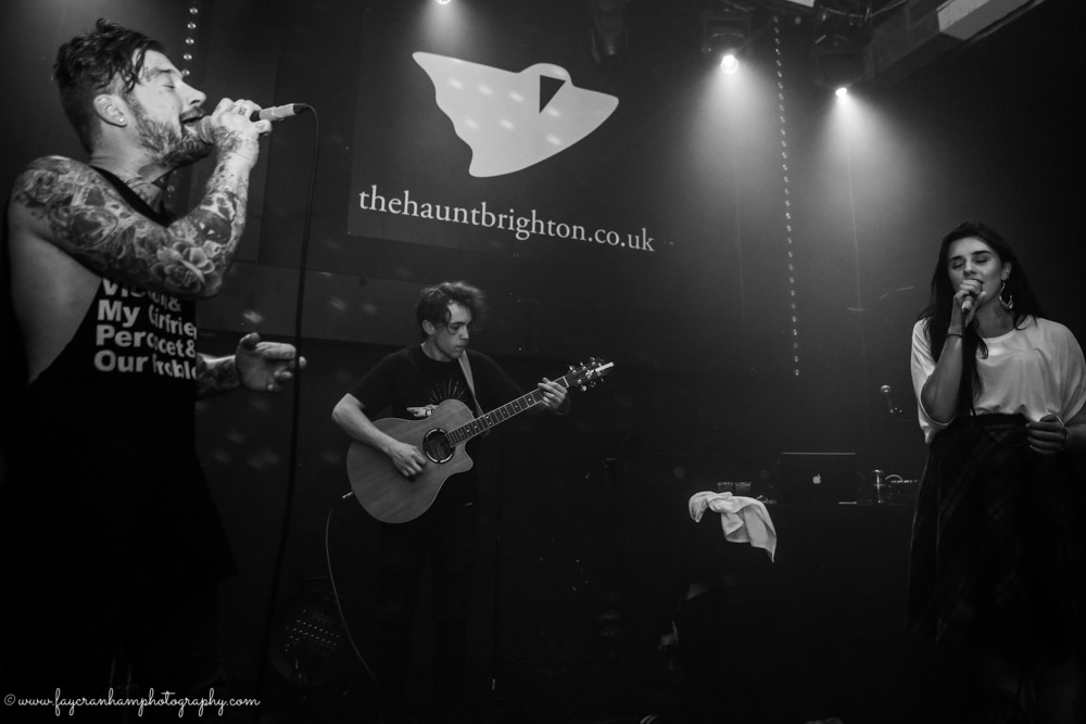Jonny Craig & Seafoal @ The Haunt, Brighton