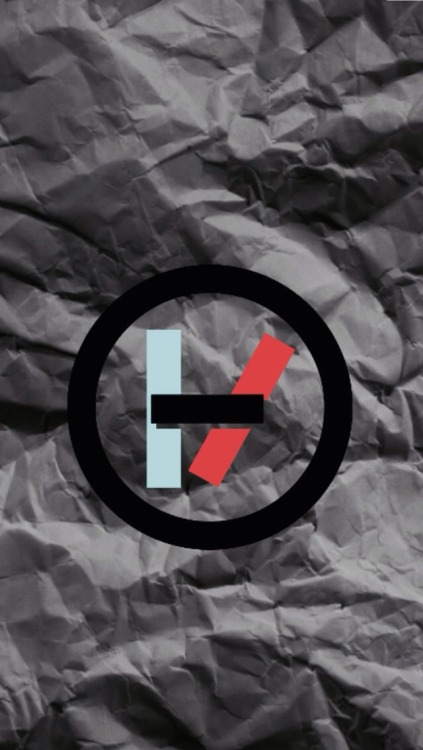 Twenty One Pilots Logo On Tumblr