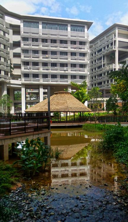 Crescent Hall, NTU, Singapore