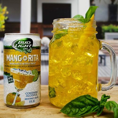 Mangorita Bud Light