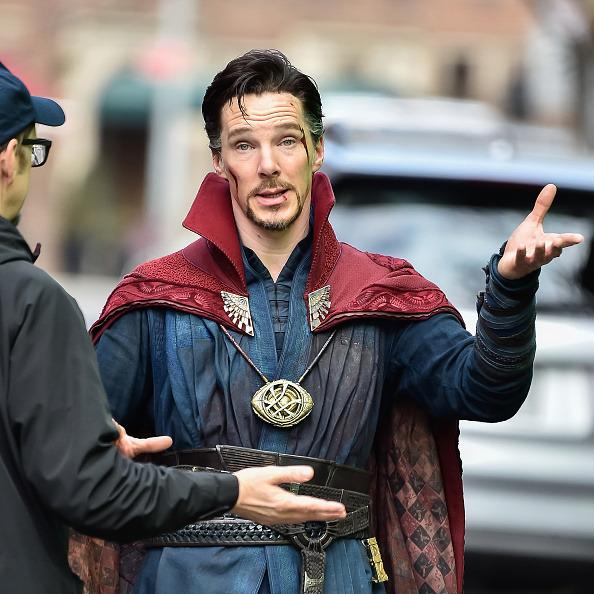 Marvel Studios' Doctor Strange Set Photos 14